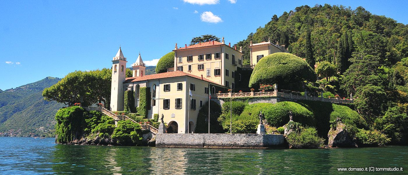 Villa Balbianello Giardino